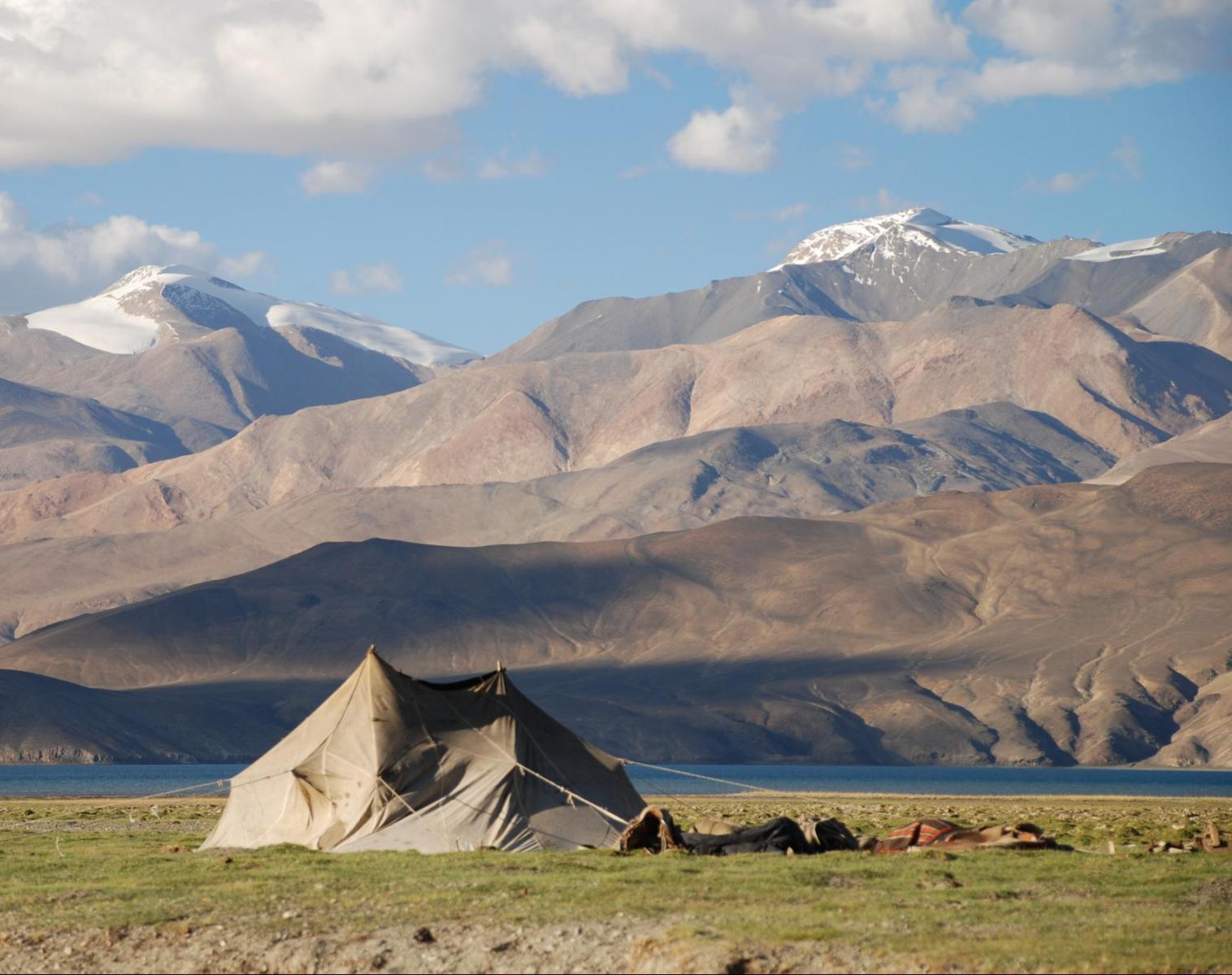 Inde  Trek inédit au Changtang, à l'Est du Tso Moriri   Découverte Trek & Randonnée Rencontres et cultures du Monde