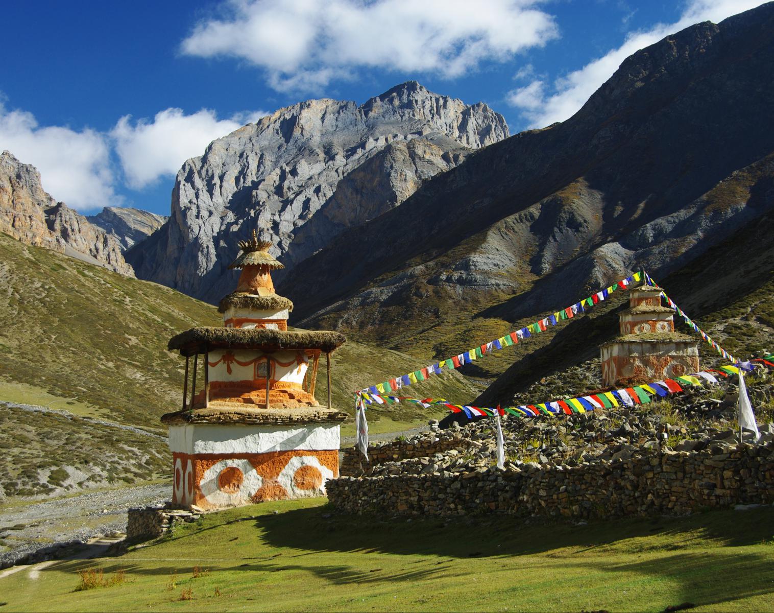 Népal  Du Haut Dolpo au Mustang, la grande traversée   Trek & Randonnée Rencontres et cultures du Monde