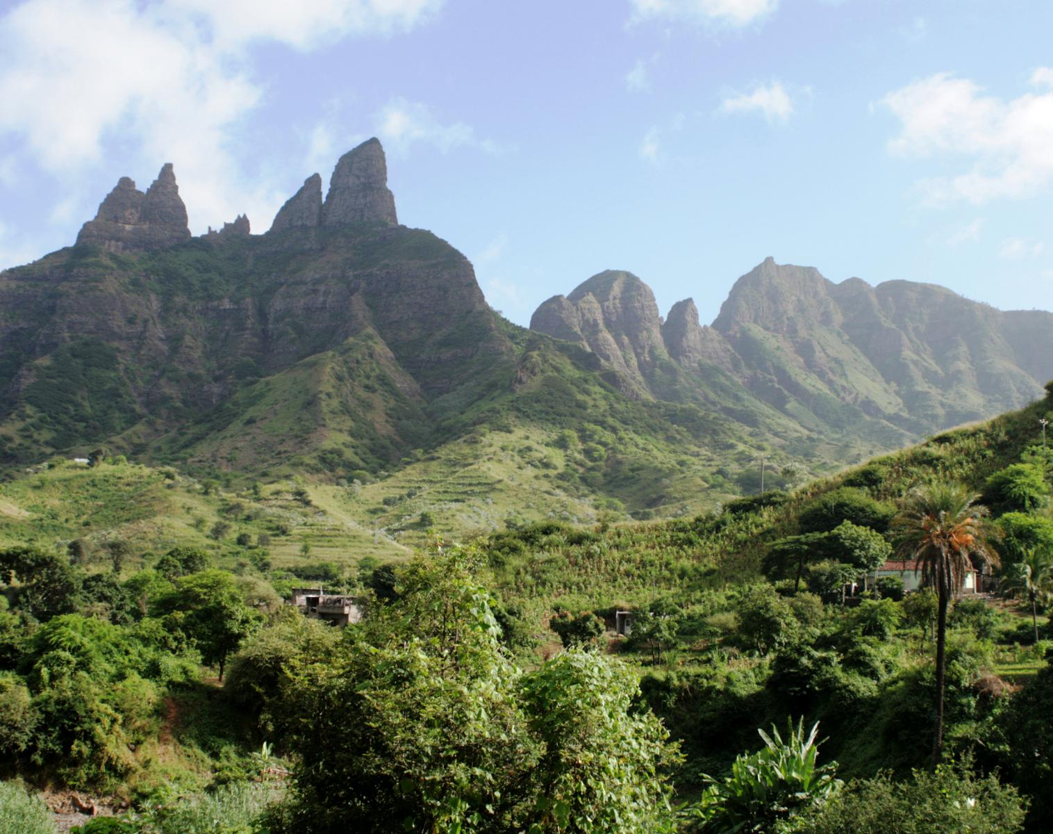 Cap-vert  Randonnées confidentielles à Santiago   Balade nature