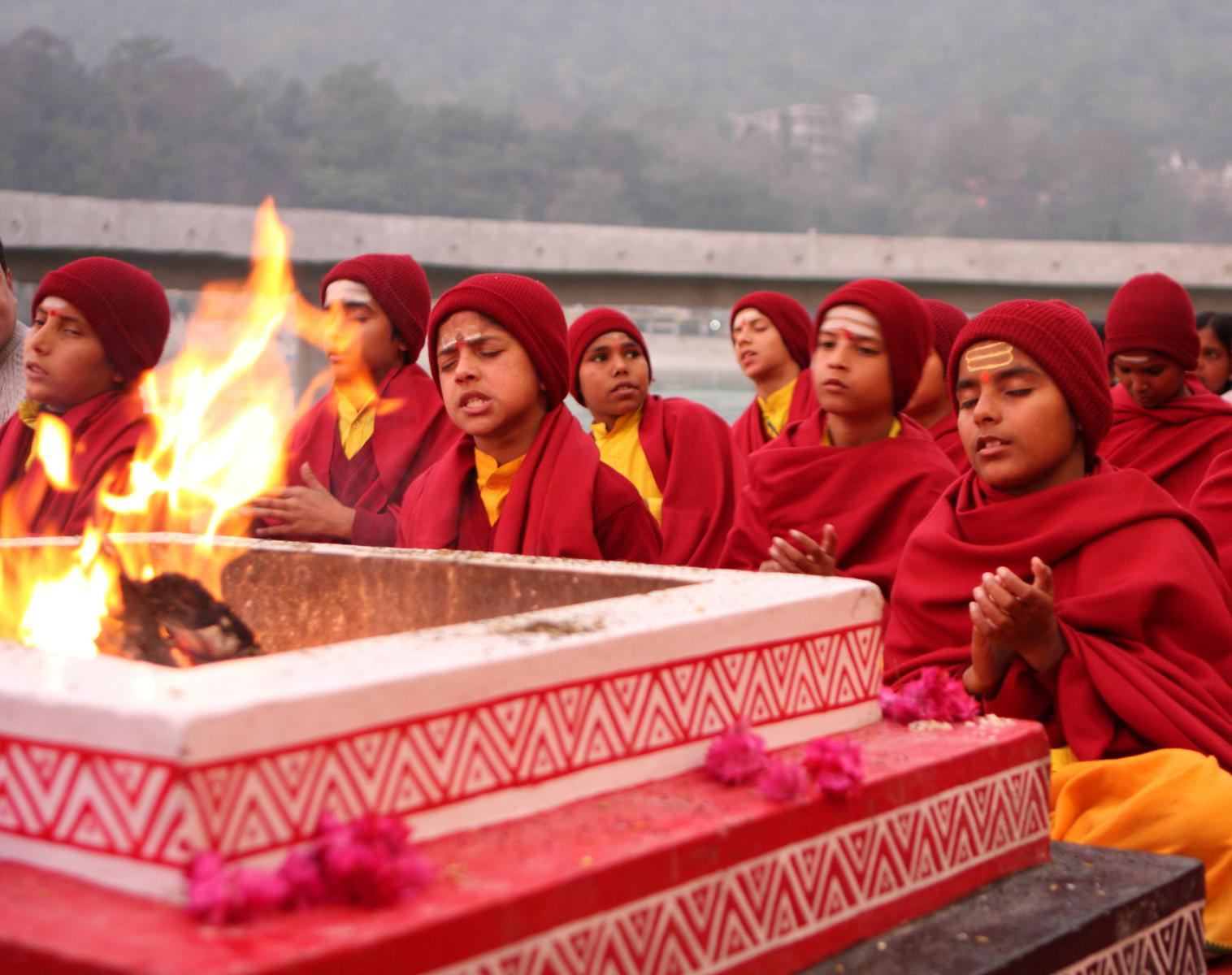 Inde  L'Inde, sur la route des religions.   Découverte