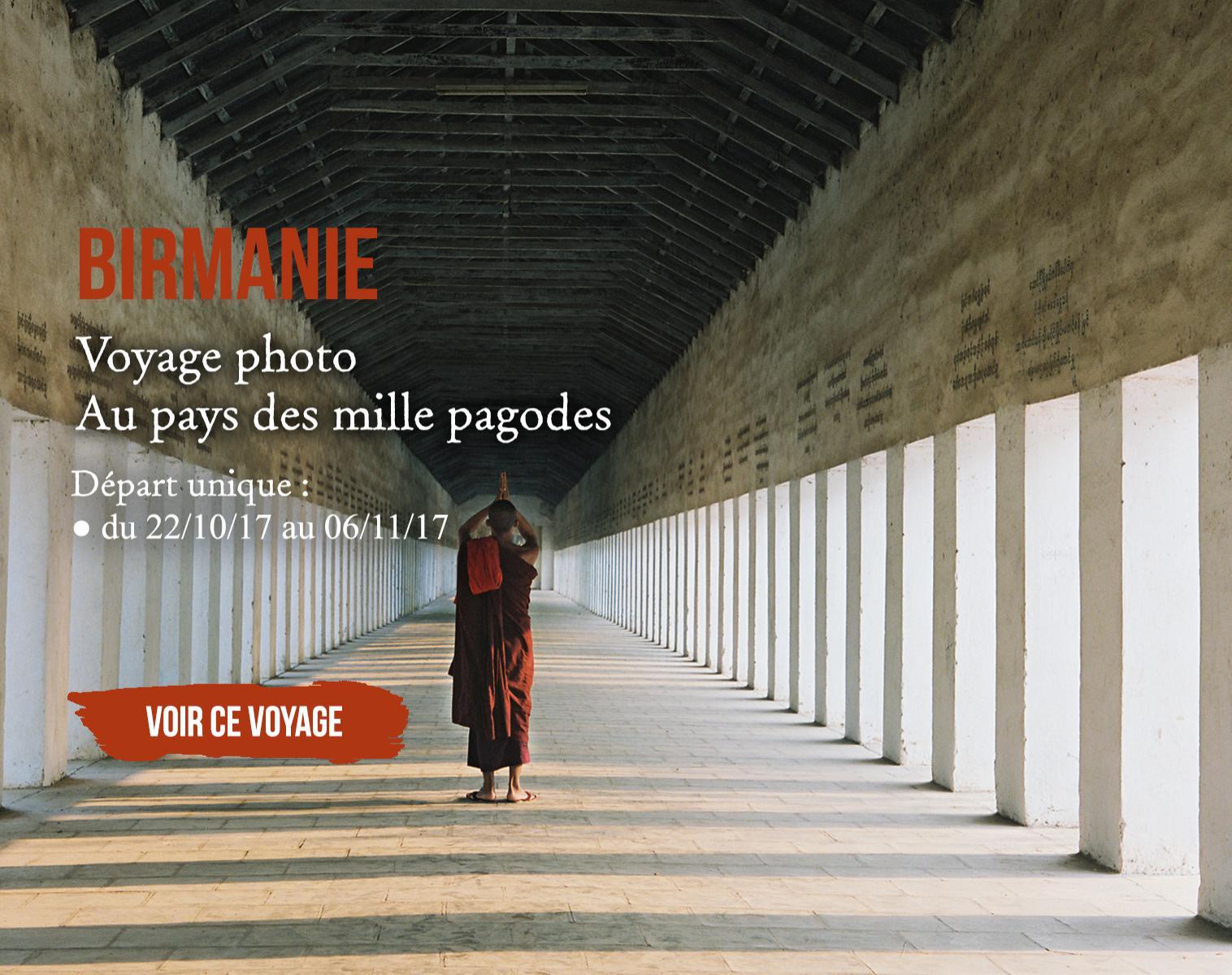 Birmanie, voyage photo au pays des mille pagodes