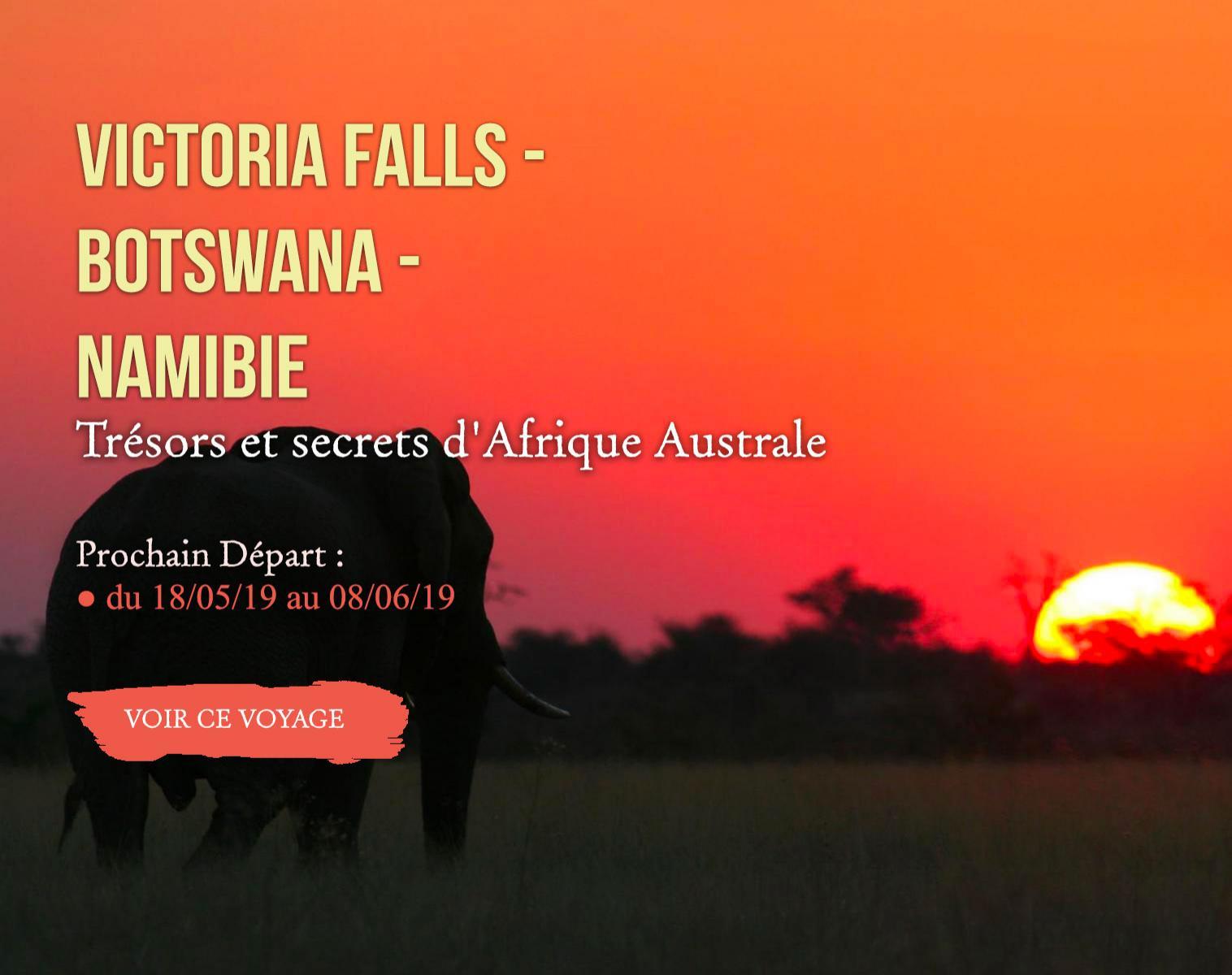 Trésors et secrets d'Afrique Australe