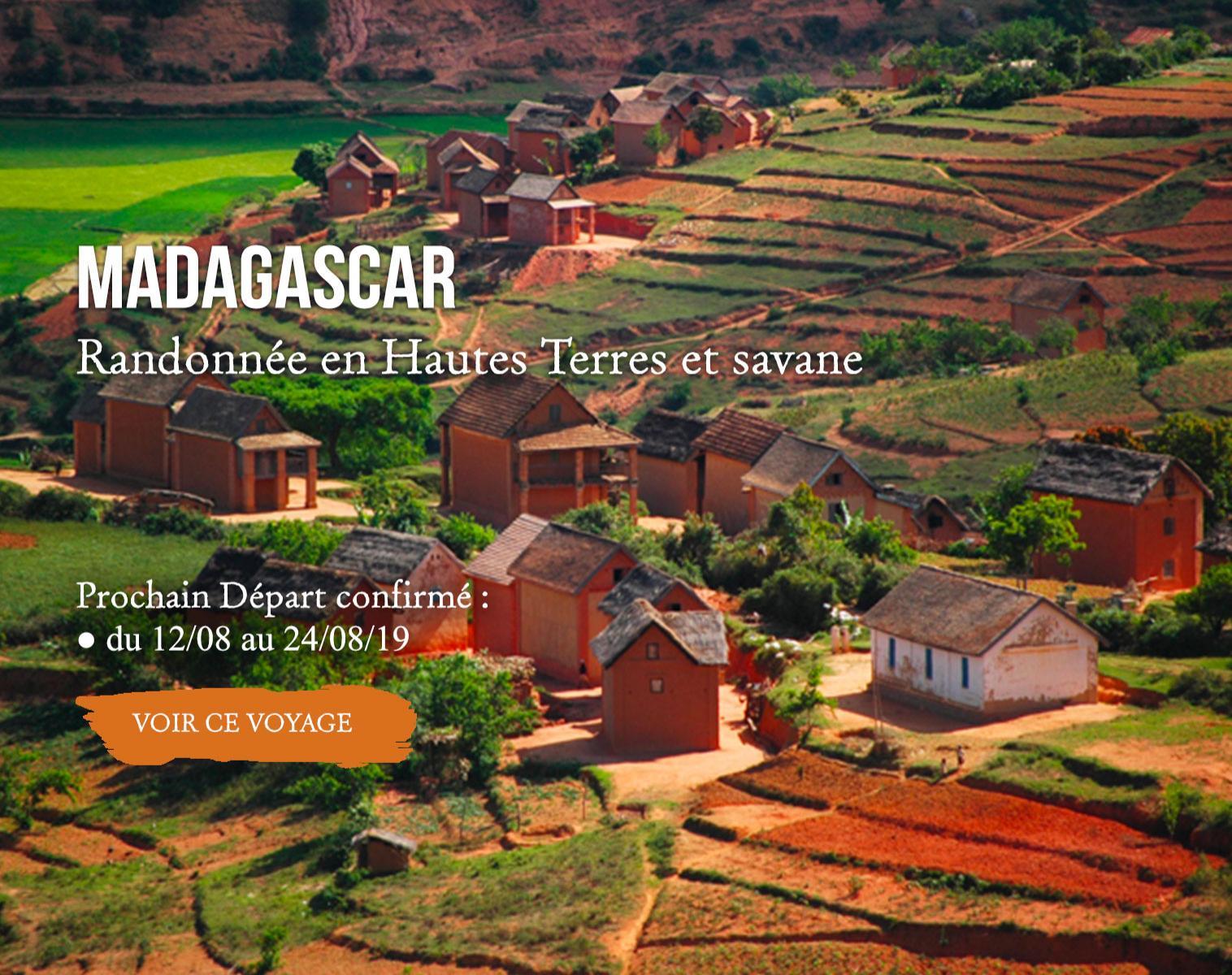 MADAGASCAR, Hautes Terres