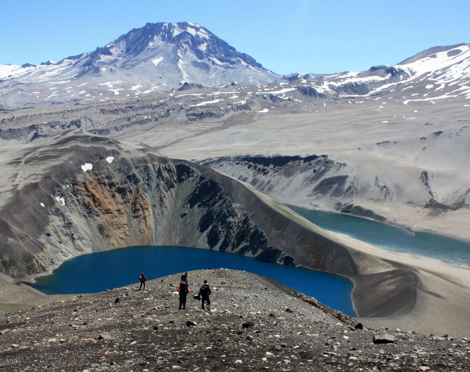 Chili  L'Odyssée Andine Etape 6 : Chili, le Trek du condor   Découverte Trek & Randonnée Observation nature Rencontres et cultures du Monde