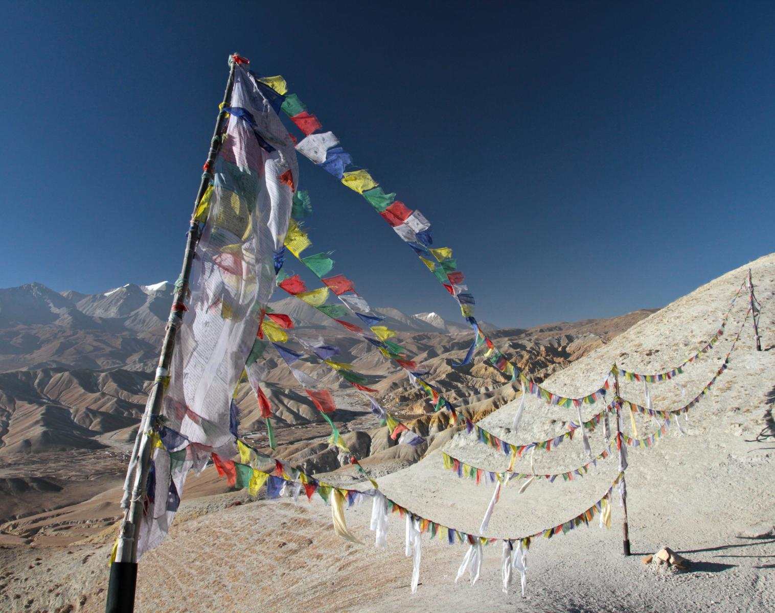 Népal  Mustang secret et ascension du Gaugiri, 6100m   Trek & Randonnée
