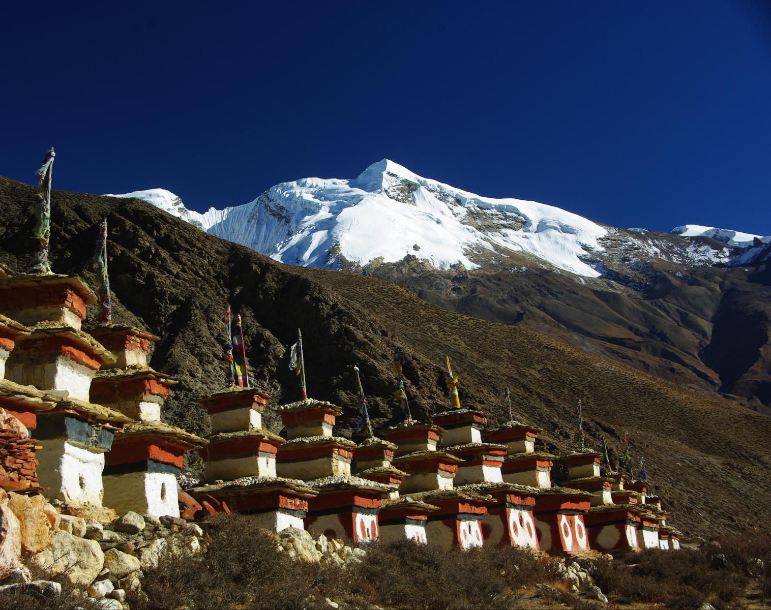 Népal  Népal, la Haute route des Annapurna   Trek & Randonnée
