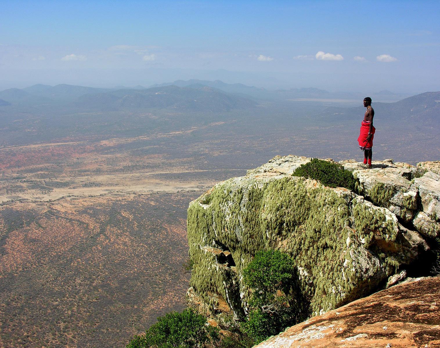 Kenya  Sentiers du Turkana   Trek & Randonnée Navigation