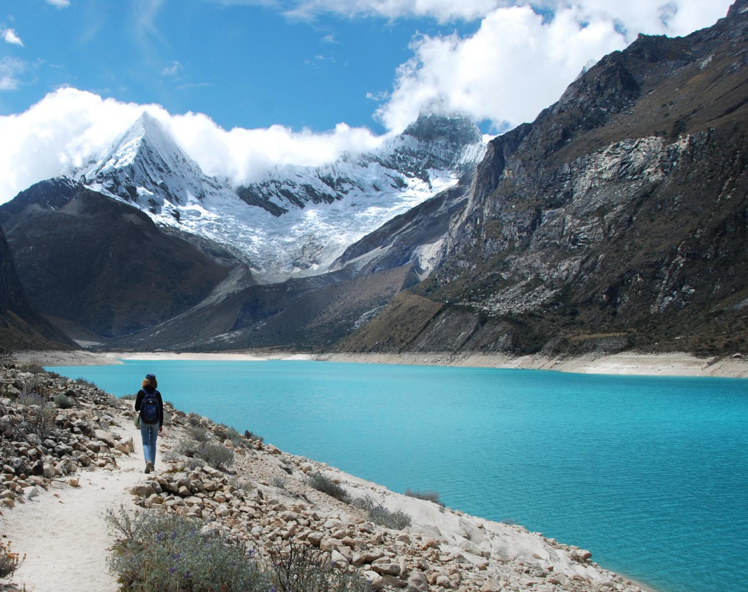 Pérou  Le grand trek de la Cordillère Blanche