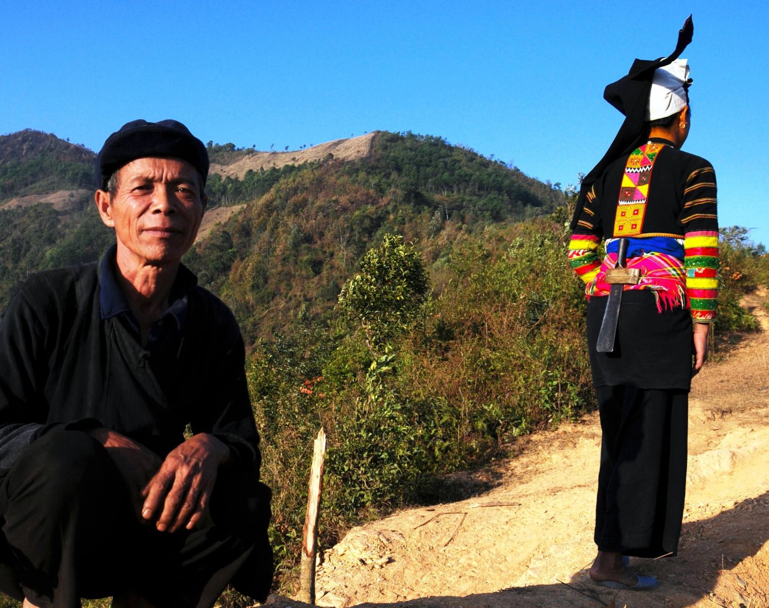Vietnam  Trek chez les Lo Lo noirs   Découverte Navigation Balade nature Rencontres et cultures du Monde