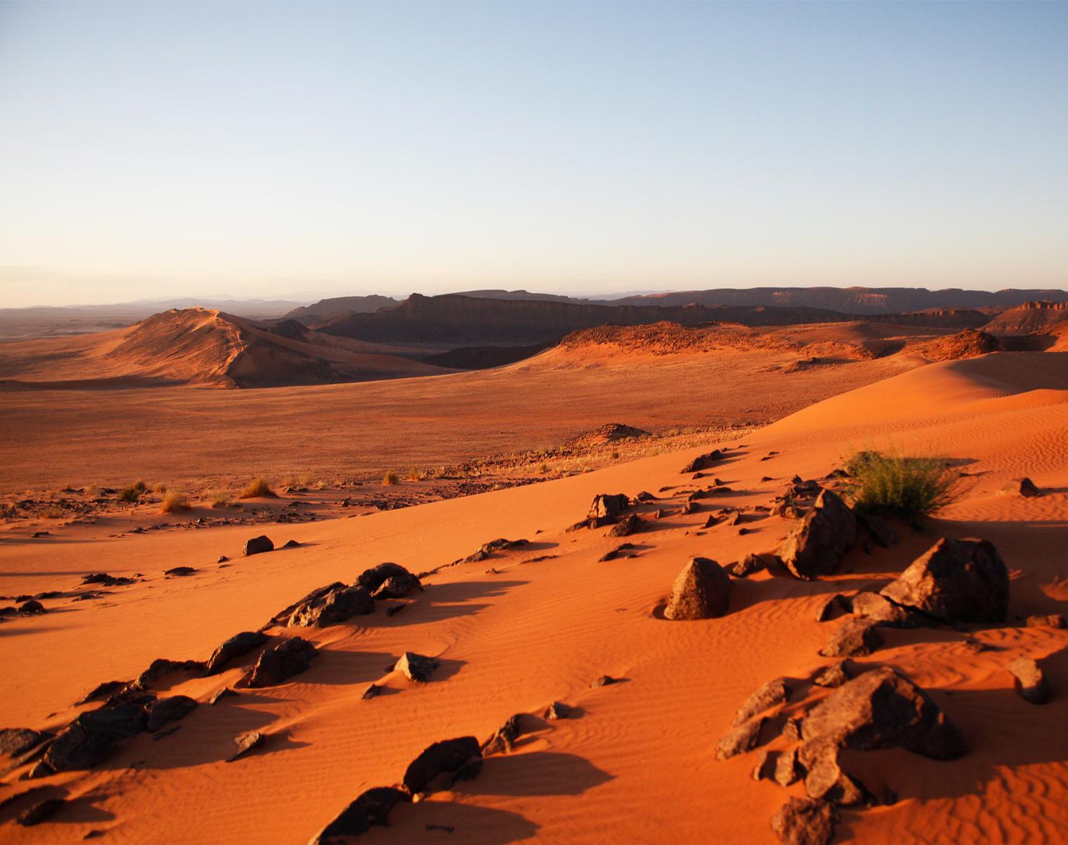 Maroc  Djebel Zireg, immersion saharienne   Trek & Randonnée