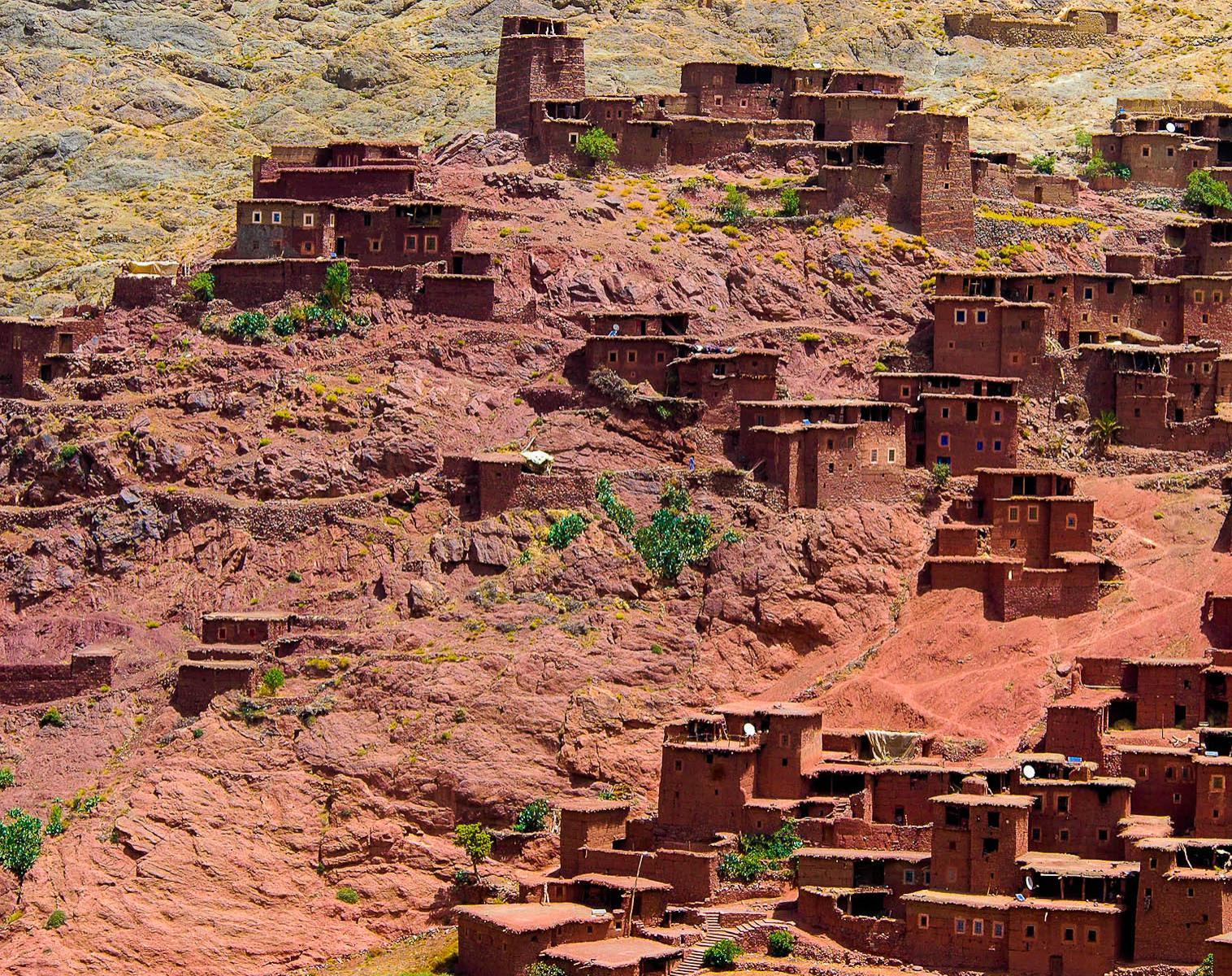 Maroc  Maroc, Vallées perdues et nomades de l'Atlas   Trek & Randonnée