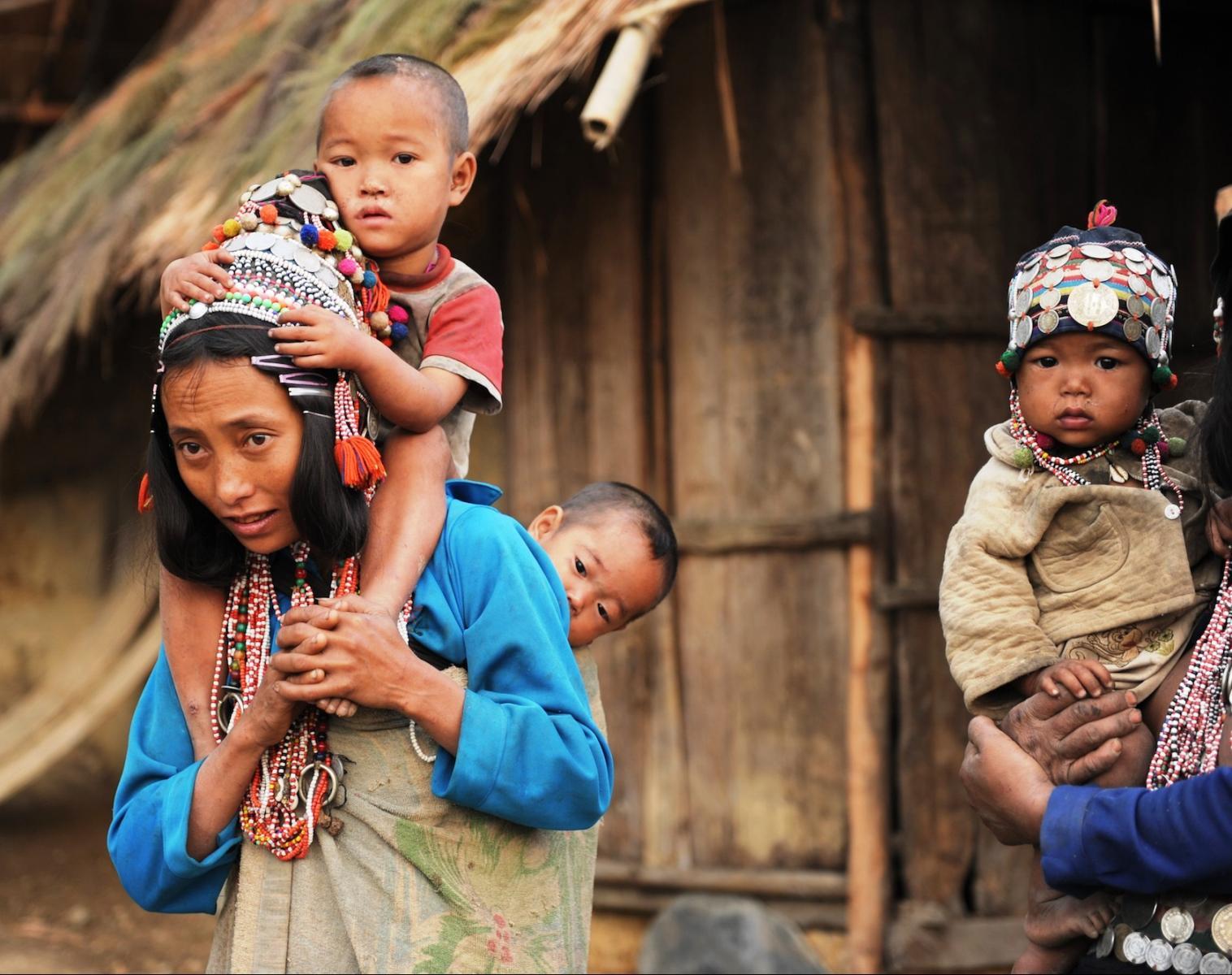 Laos  Trek chez les ethnies du Nord   Trek & Randonnée Navigation Rencontres et cultures du Monde