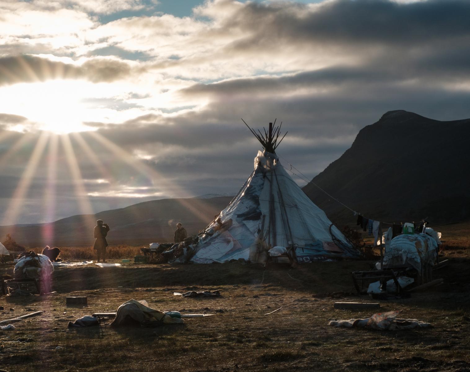 Russie  Immersion chez les nomades de Sibérie   Découverte Photo Rencontres et cultures du Monde