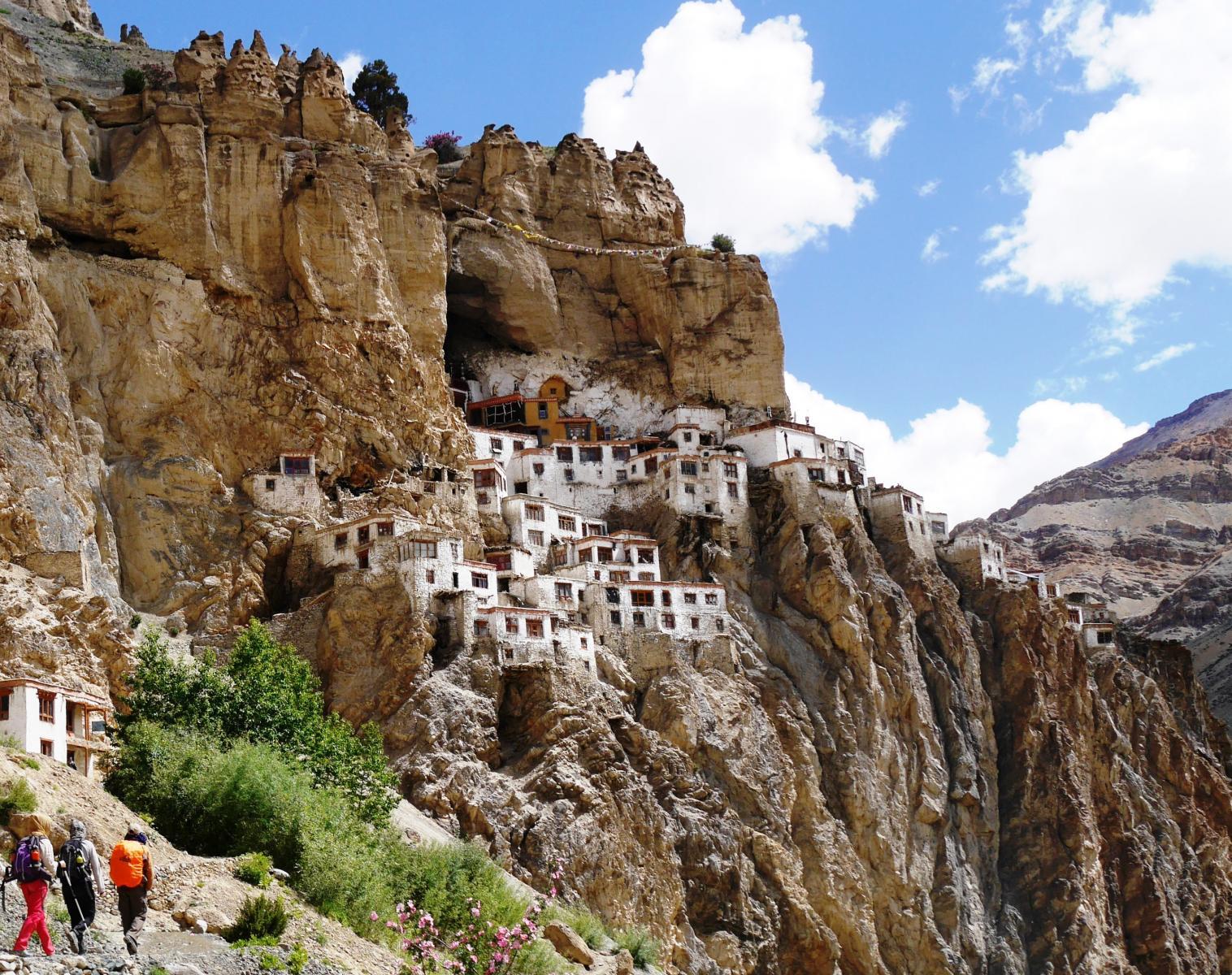 Inde  Une autre approche du Zanskar   Trek & Randonnée Rencontres et cultures du Monde