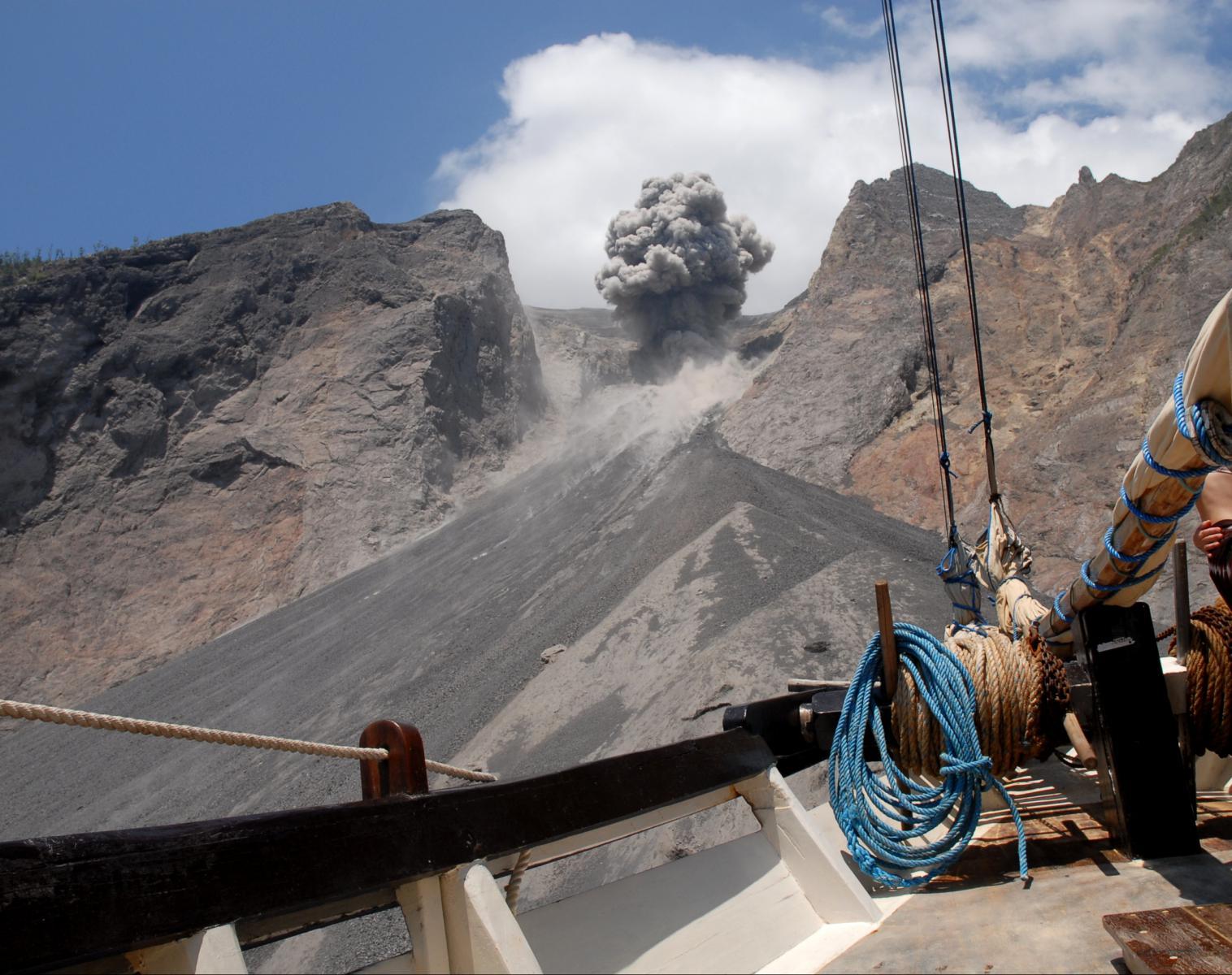 Indonésie  Terre de Feu, volcans et paradis sauvage    Trek & Randonnée Observation nature Apnée & Plongée  Rencontres et cultures du Monde