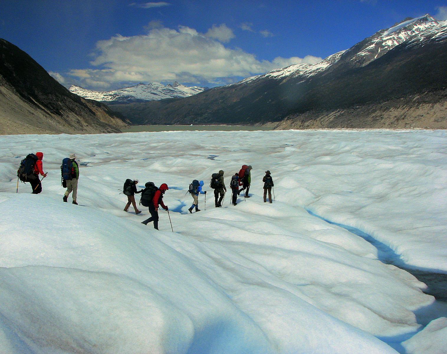 Patagonie  La Route des Glaciers   Trek & Randonnée