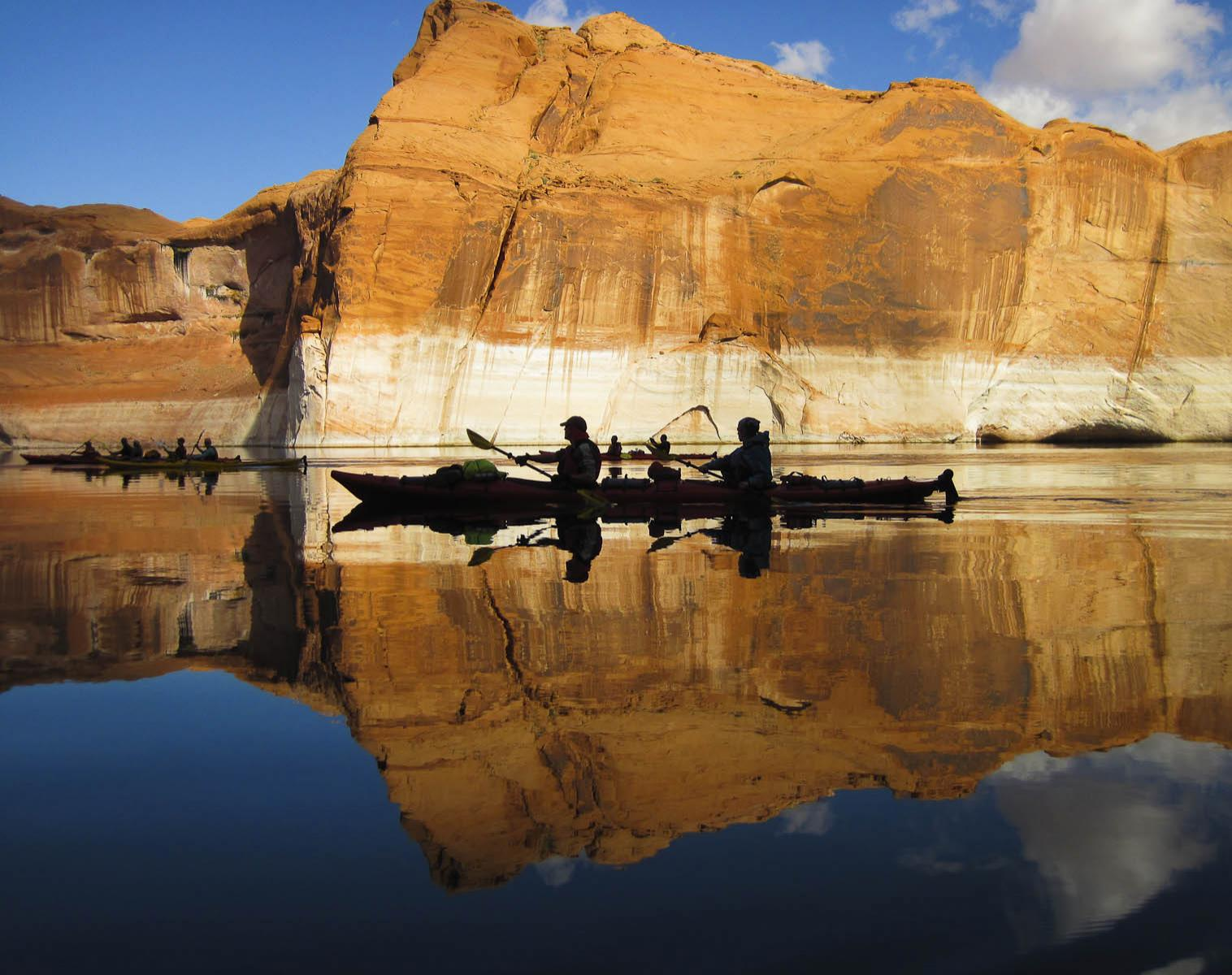 États-Unis  Lake Powell «TWO»... la suite!   Kayak & Canoë