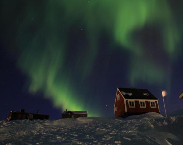 Raquettes et banquise chez les derniers chasseurs Groenlandais