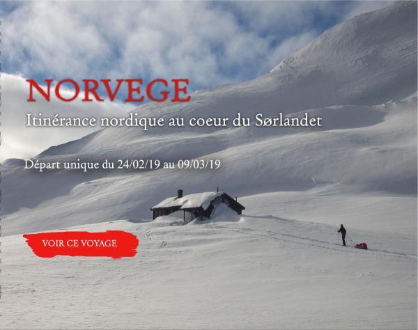 Norvège, itinérance nordique au cœur du Sørlandet