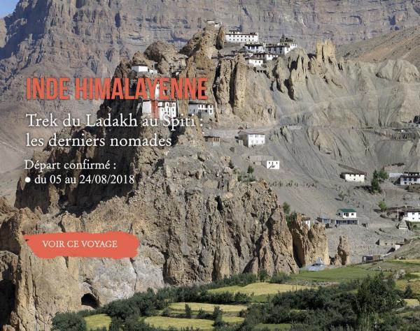 Inde Himalayenne, Trek du Ladakh au Spiti