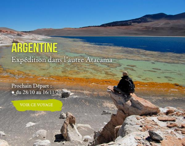 ARGENTINE, Expédition dans l'autre Atacama