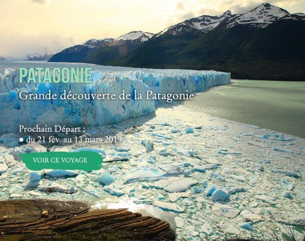 Grande Découverte de la Patagonie