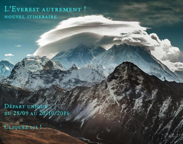 L'Everest autrement !