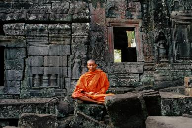 Cambodge voyage photographie photo Angkor Siem Reap voyage photo