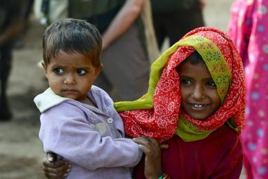 Découverte de l'Inde rurale et authentique descente du Gange sacré