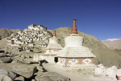 Voyage hors des sentiers battus Inde Himalayenne Ladakh marche raquettes