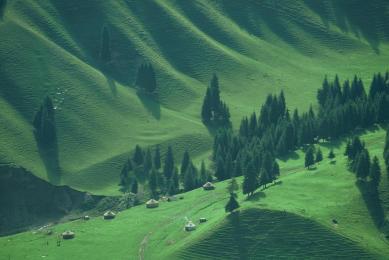 Mongolie trek randonnée nature steppe mongol nomades camp yourtes