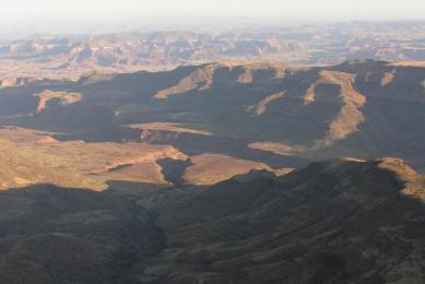 Ethiopie - Dans le Simien