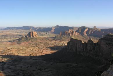 Trek du Simien au Tigré