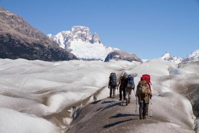 Voyage Trek Patagonie Terre de Feu Chili Argentine Glaciers