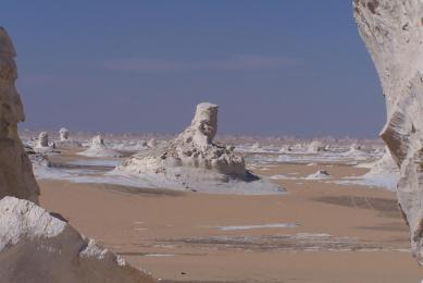 désert blanc - libyque -siwa