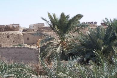 traversée du désert blanc  désert libyque Egypte