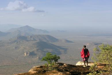 kenya de maasai mara au lac turkana