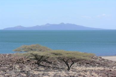 kenya trek safari et navigation sur le lac turkana
