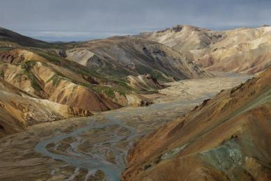 trek exploration Islande