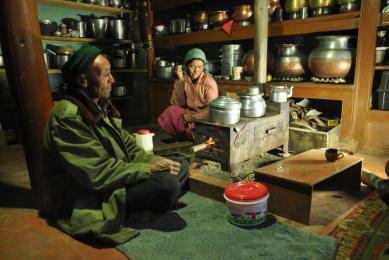 Médecin amchi ladakh voyage découverte hors des sentiers battus rencontres Trekking