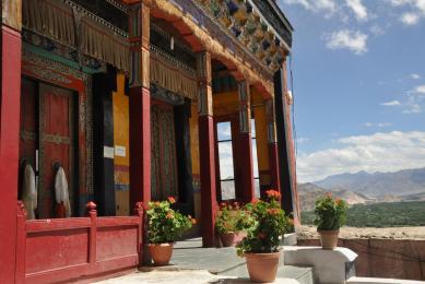 Voyage découverte Inde Tibet culture bouddhisme Monastère Ladahk