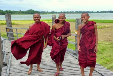Voyage Birmanie Rangoon