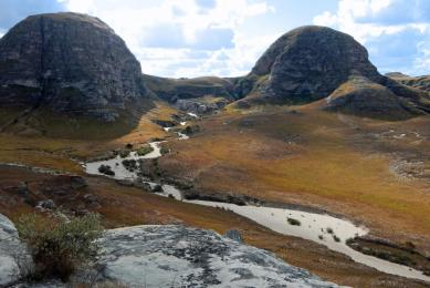 trek exploratoire Makay Madagascar