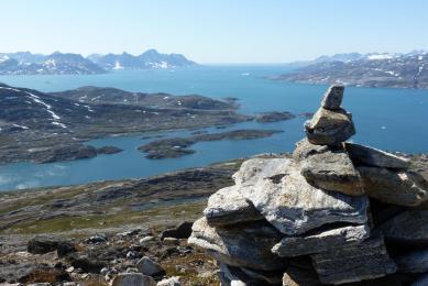 Trek Groenland
