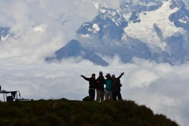 Pérou voyage trek Andes Machu Picchu trekkig randonnée Choqueqirao sommets
