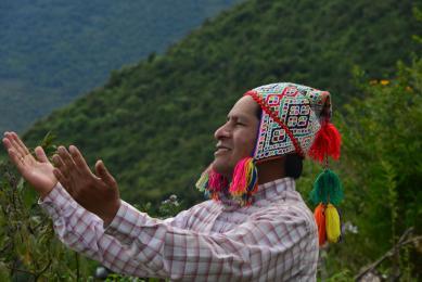 Pérou voyage trek Andes Machu Picchu trekkig randonnée Choqueqirao chaman Inca