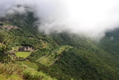 Pérou voyage trek Andes Machu Picchu trekkig randonnée Choqueqirao site archeologique