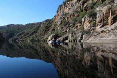 Kayak portugal et vins du haut douro
