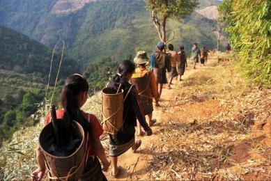 Voyage trek Laos