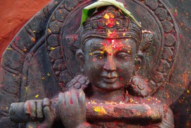 Statuaire hindoue